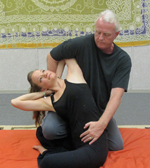 SomaVeda Thai Yoga Seated Rotation