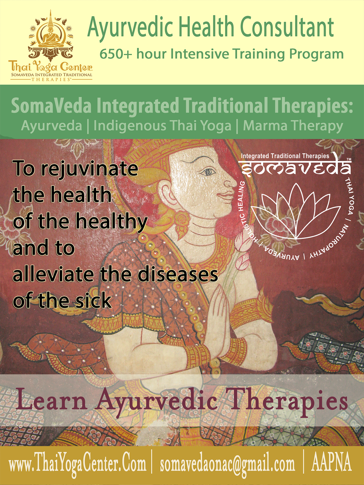 Ayurveda Health Consultant