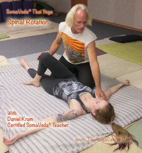 Daniel Kram ONACS Minister and SOmaVeda® Thai Yoga Teacher