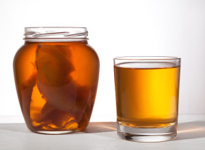 Risk and benefits associated with Kombucha Tea
