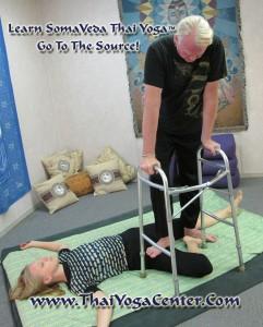 SomaVeda Thai Yoga Walking Massage