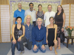 Thai Yoga Class Sept 2016