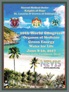 WORLD CONGRESS Indigenous Medicine NEVIS ISLAND JUNE