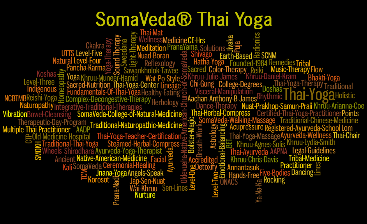 SomaVeda® Thai Yoga Therapeutic Day Program
