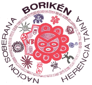 Jibarro Taino Borekin symbol