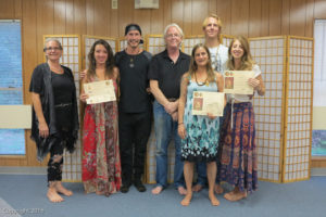 SomaVeda Thai Yoga Ayurveda Advanced Grads