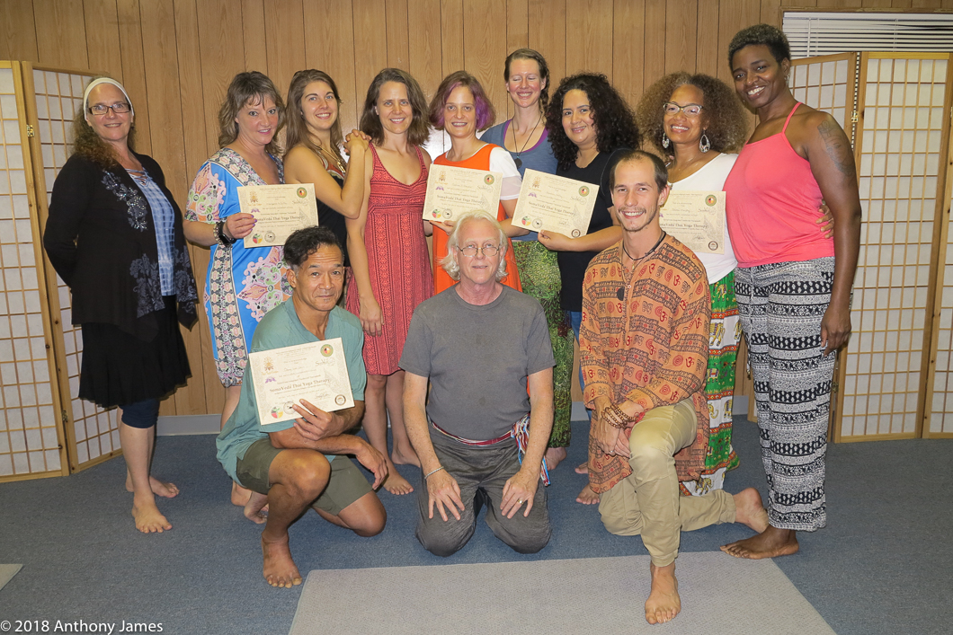 SomaVeda® Thai Yoga Practitioner Certification Program November 2018
