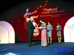 Friends of Thailand Award 2002