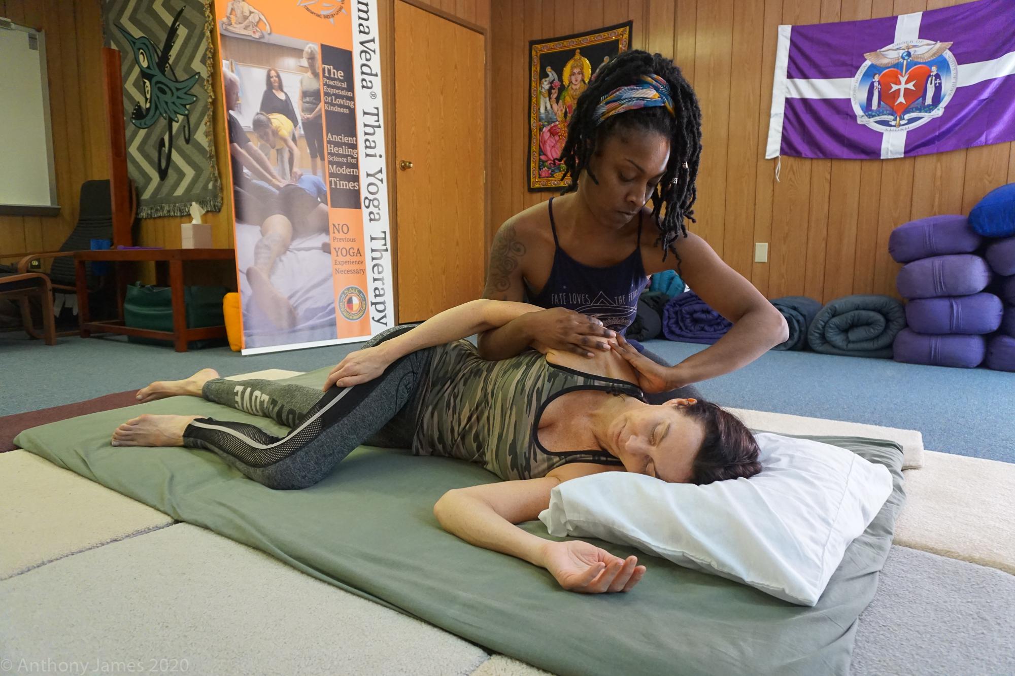 March CTP 2020 SomaVeda® Thai Yoga Certification