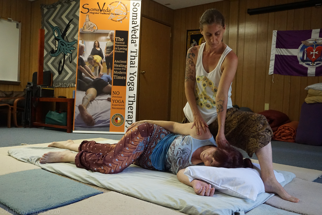 SomaVeda® Thai Yoga Therapy