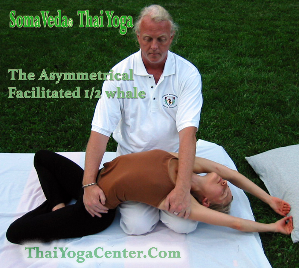 Ajahn Dr. James SomaVeda® Thai Yoga Whale